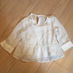Old navy 12-18 month blouse